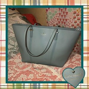 kate♠️spade Ocean Breeze Zippered Tote